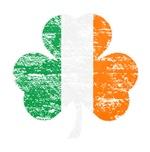 Vintage Irish Flag Shamrock T-shirts and Gifts