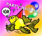 Party Animal Fish - sparky range