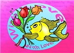 Valentine Day Fish