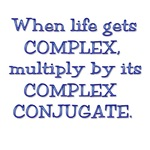 Life is Complex