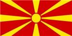 Macedonia Flag T-Shirts