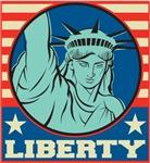 USA Liberty T-Shirts