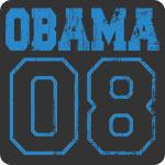 Vintage Obama 08 T-Shirts