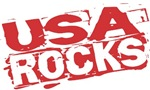 USA Rocks T-Shirts