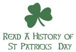 History of St. Patricks Day