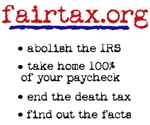The Fair Tax Shirt