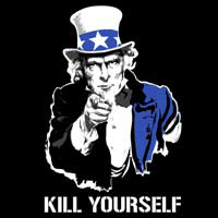 Uncle Sam: Kill Yourself