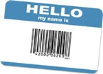 Hello My Name is Barcode