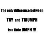 A Little UMPH!!!