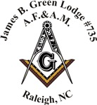James B. Green Lodge #735