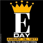 E-Day The Day Rocked Stopped Rolling