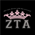 ZTA Down with the Crown