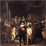 Rembrandt The Nightwatch