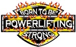 Born To Be STRONG!