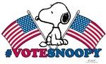 #VoteSnoopy