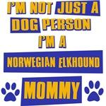 Norwegian Elkhound Mommy