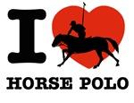 I love Horse Polo