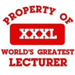 Property of Lecturer