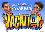 Barack and Michelle Obama's Vacation