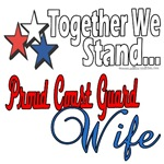 Proud Coast Guard Wife