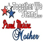 Proud Marine Mother
