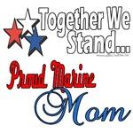 Proud Marine Mom