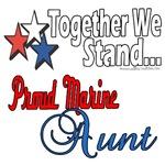 Proud Marine Aunt