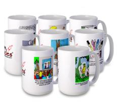 EzineArticles Cartoon Mugs
