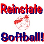 Reinstate Softball (2-sided)