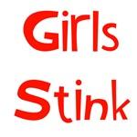Girls Stink