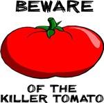 Killer Tomato Humor