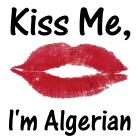 Kiss me, I'm Algerian