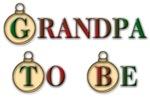 Christmas Grandpa To Be