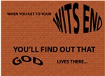 RELIGION/WITS END