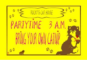 PETS/CAT HOUSE