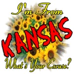 Kansas Sunflower gifts