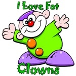 I love clowns