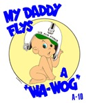 MY DADDY FLIES A WA-WOG
