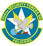 204th SECURUTY FORCES SQ
