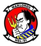 HSL-51 WARLORDS
