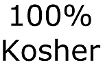 100% Kosher Shirts