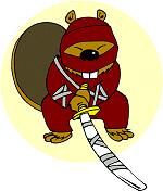 Beware of Ninja Beaver