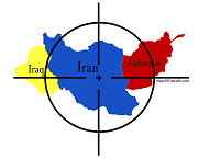 Middle East Crosshairs