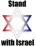 Stand with Israel /Star of David
