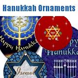 Hanukkah Ornaments
