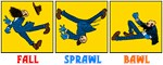 Fall, Sprawl, Bawl