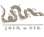 Join or Die Snake