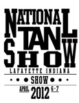 2012 National Tan Show - Old School Design