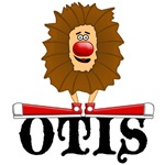 Otis the Hairball