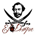 El Draque Pirate Insignia T-shirts & Gifts